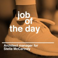 Job of the day: architect manager for Stella McCartney