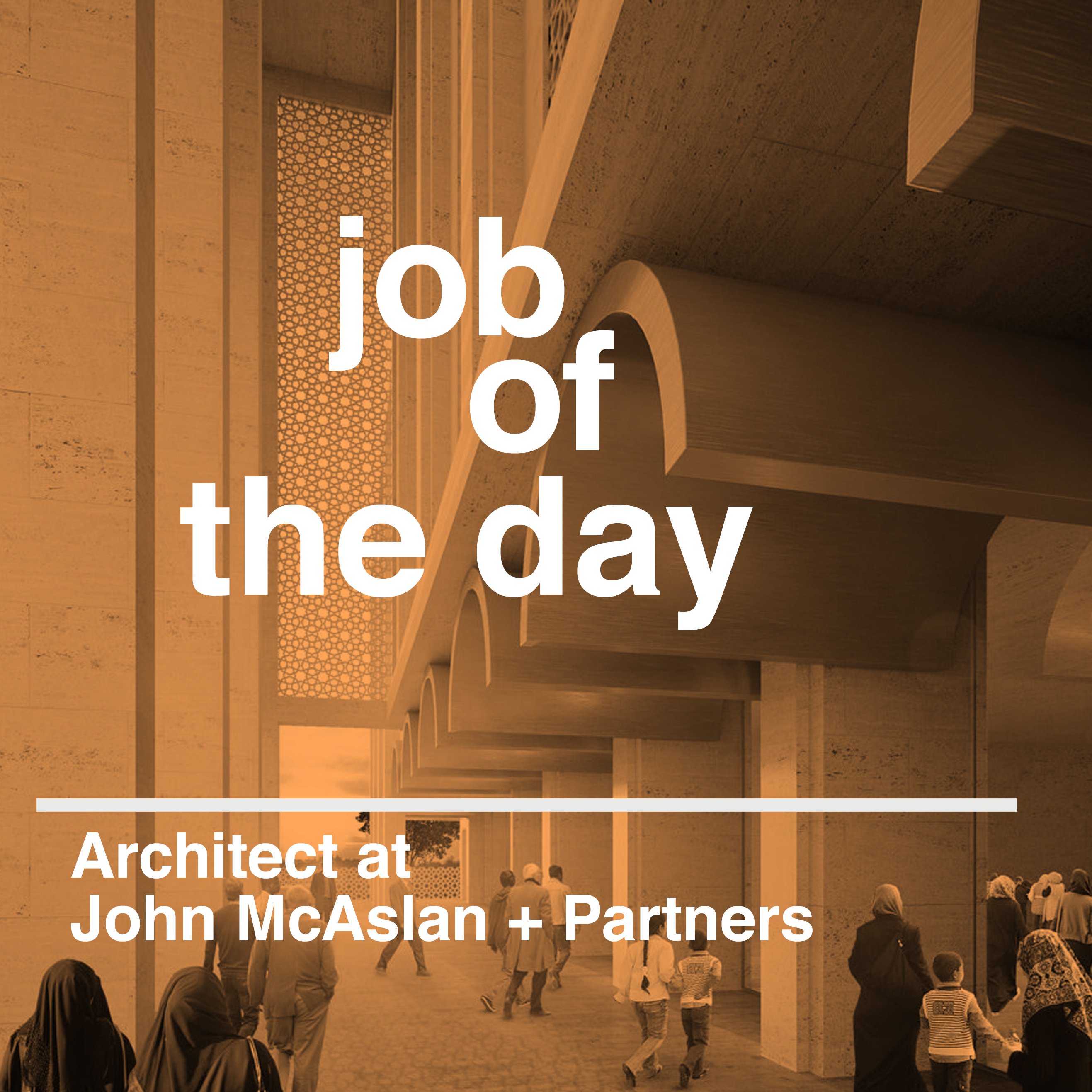job of the day archives Dezeen