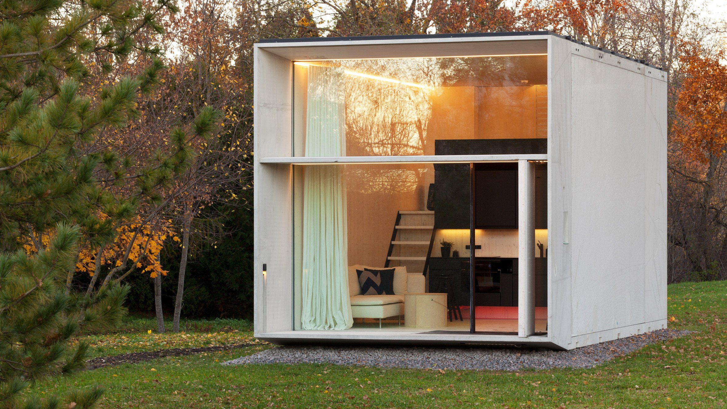 kodasema launches tiny prefab home for 150k in uk - Micro Home