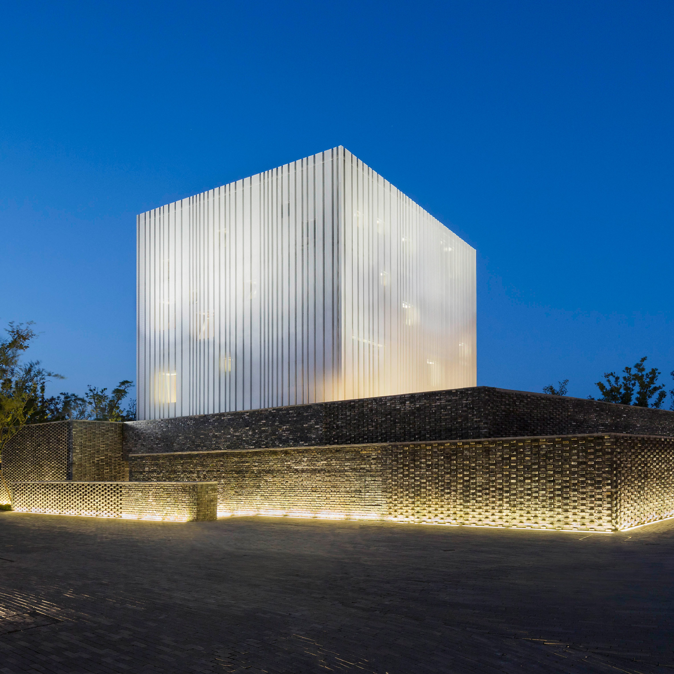 Suzhou Chapel, Suzhou, China, by Neri&Hu Design and Research Office