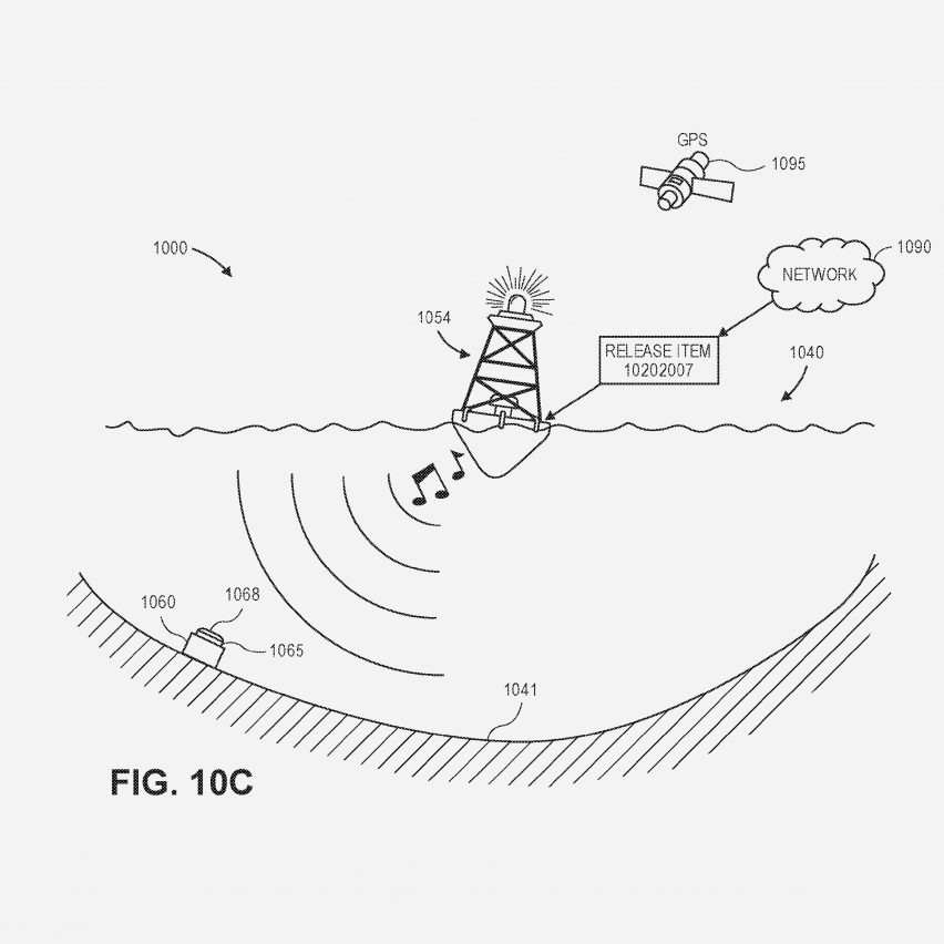 Amazon Files Patent For Underwater Warehouses