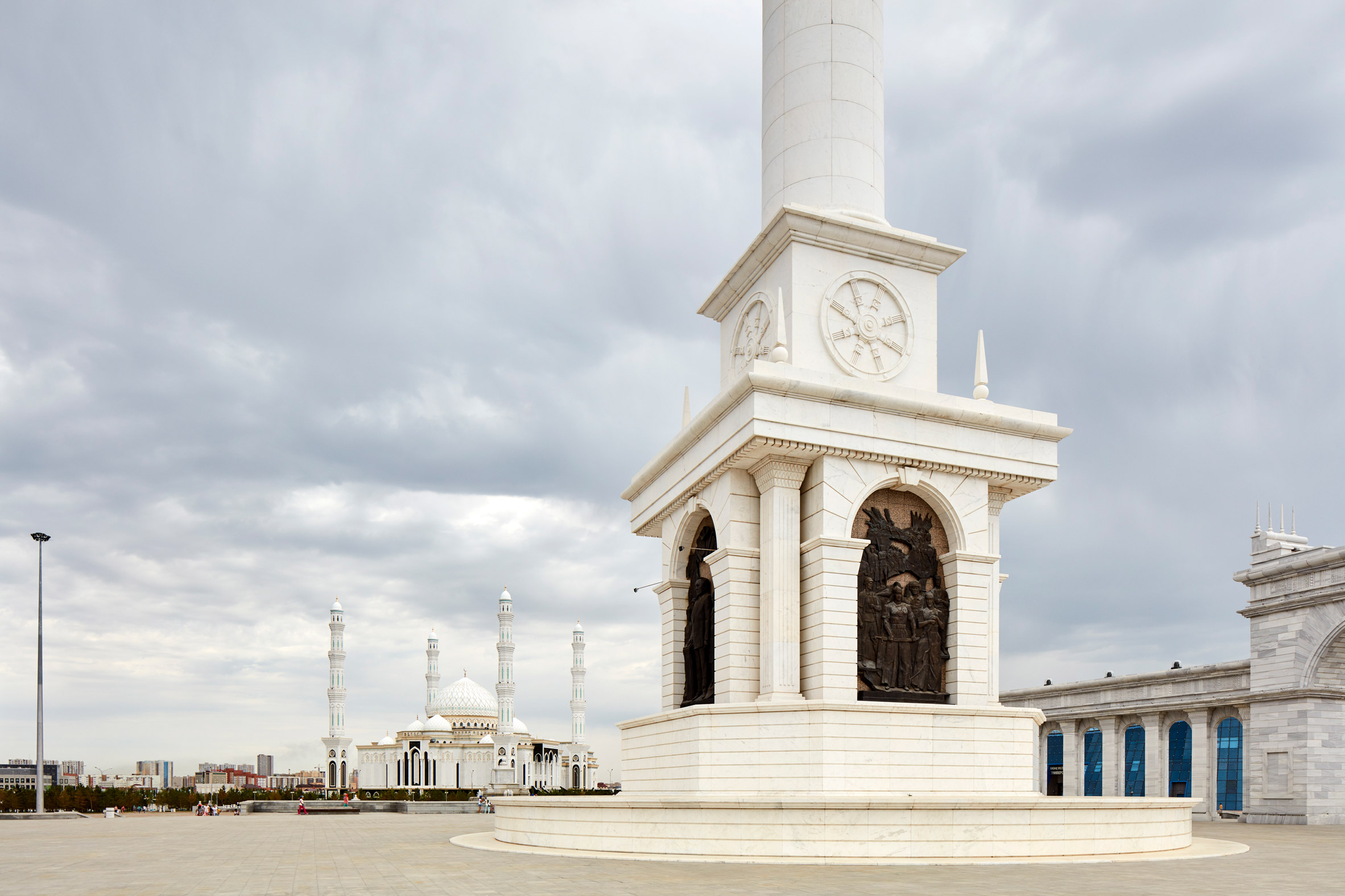 Paul Raftery photographs Astana post-Communism