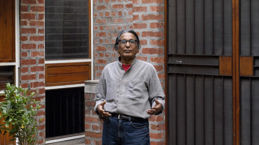 In a first, Indian architect Balkrishna Doshi wins Pritzker prize