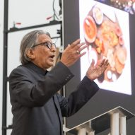 Watch Balkrishna Doshi speak live at the Royal Academy annual architecture lecture 2017
