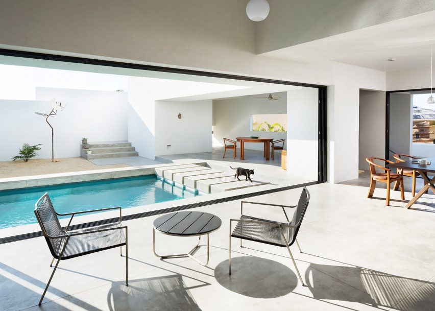 BoutiqueHomes website offers holidays in architect-designed homes