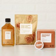 Brandless trademarks white space for minimal packaging
