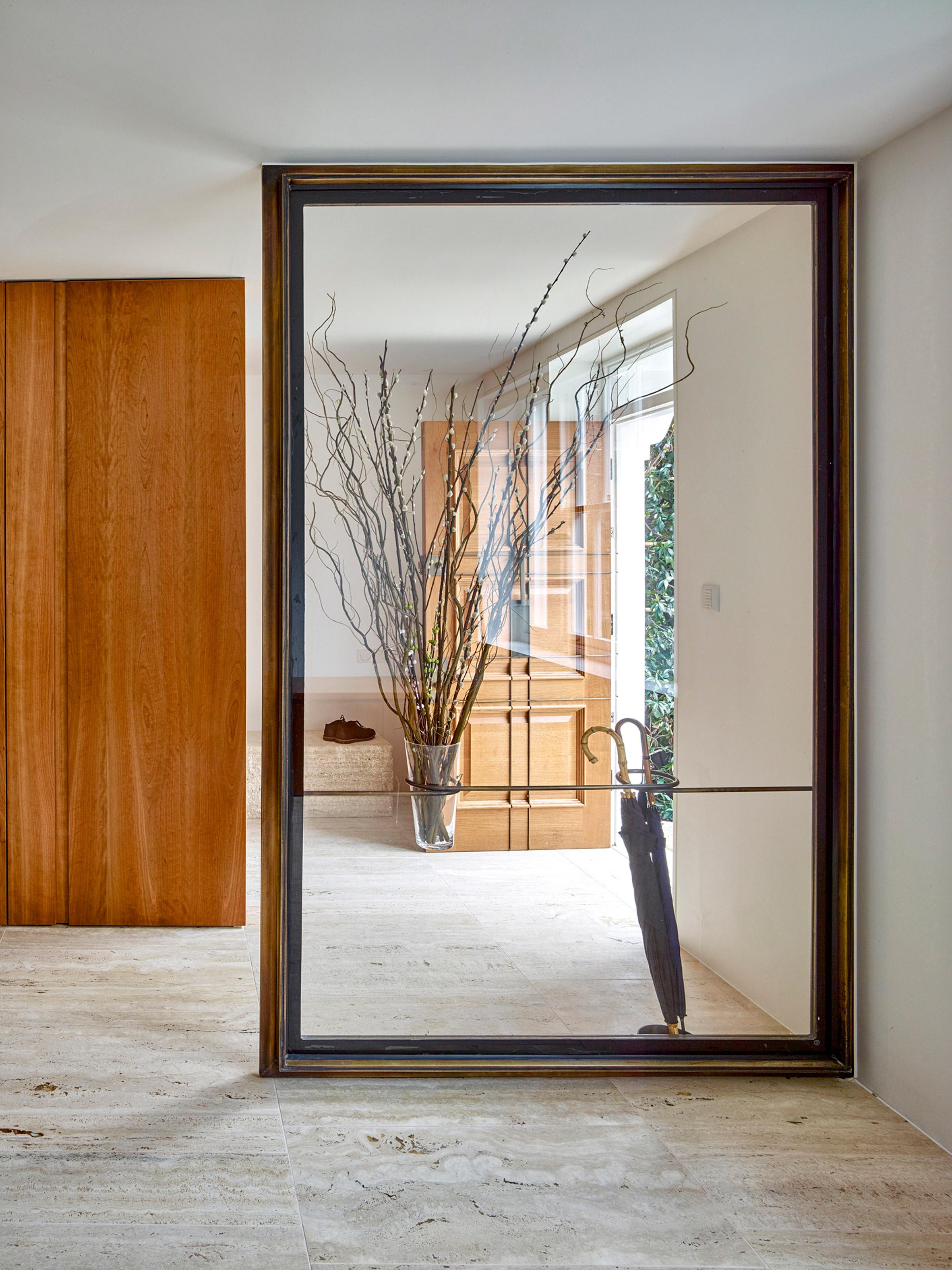 Caroline Place terrace, Kensington, London, by Amin Taha Architects + Group Work