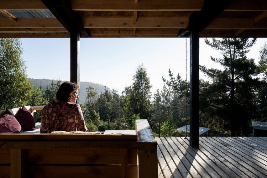 Casa Tumán, Chile, by Studio Selva