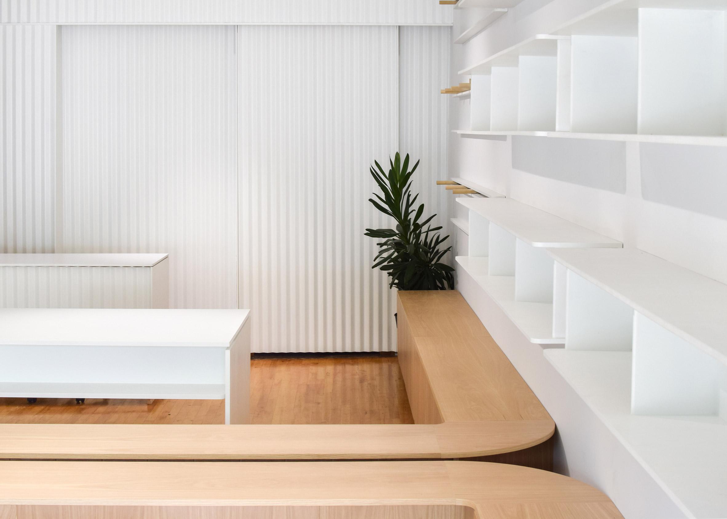 TRETOW renovates Commonplace shop