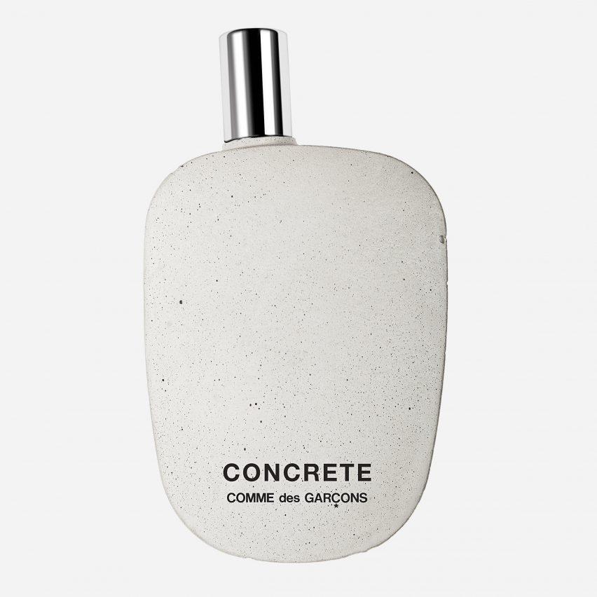 Concrete fragrance by Comme des Garçons