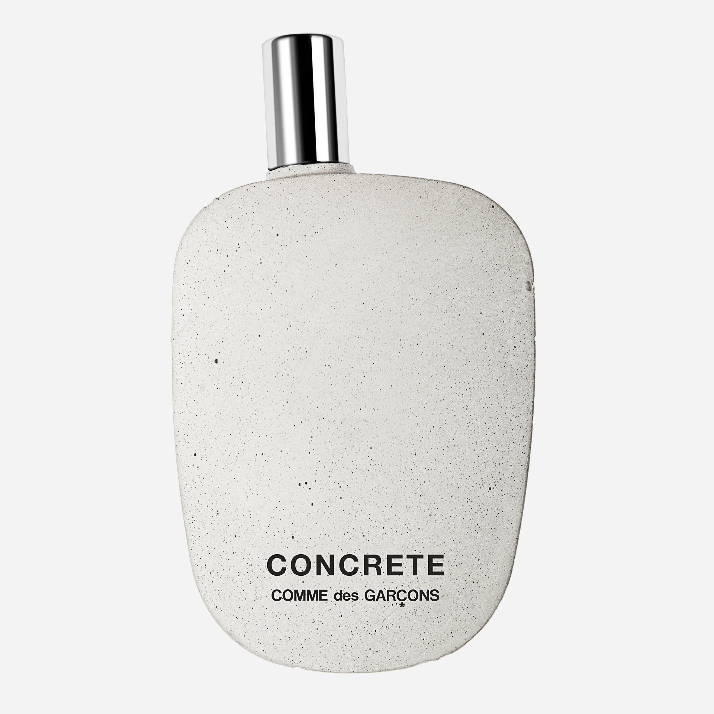 Comme des Garçons celebrates concrete with latest perfume