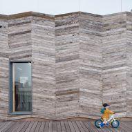 British seaside pier gets 21st-century update by dRMM