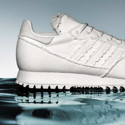 Daniel Arsham collaboration with Adidas