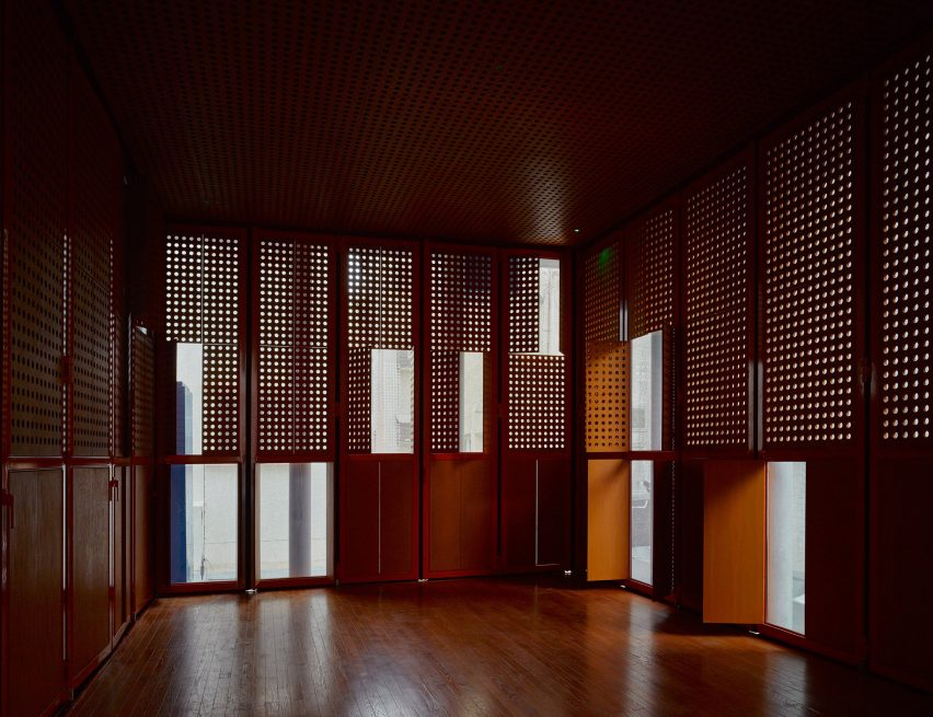 Office Kersten Geers David Van Severen design Dar Al Muharraq cultural center