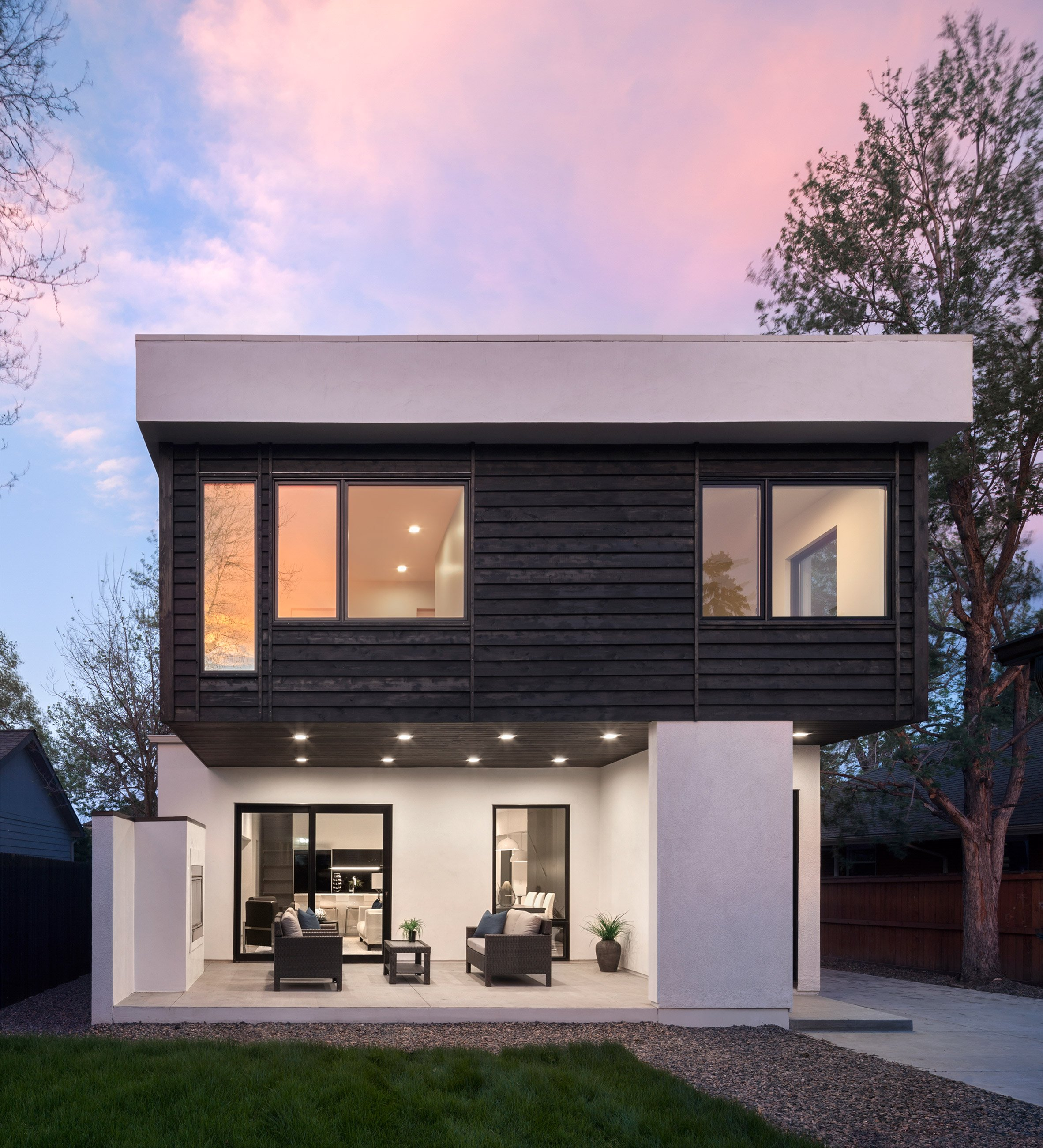 Meade Street by Meridian 105 Architecture