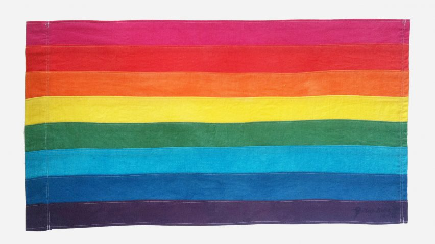 Design Museum adds the Rainbow Flag and a Frisbee to its permanent collection