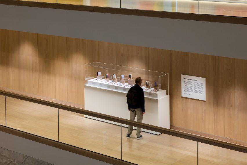 Design Museum exhibits Dezeen's Brexit passport competition winners