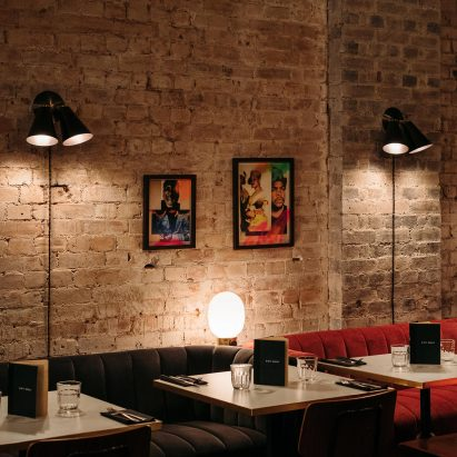 Dirty Bones Restaurant In Londons Soho Aims To Recreate The Glamour Of Studio 54