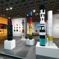 Met Breuer exhibition contextualises Ettore Sottsass' colourful designs
