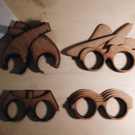 Eyeglasses by Tamar Canfi