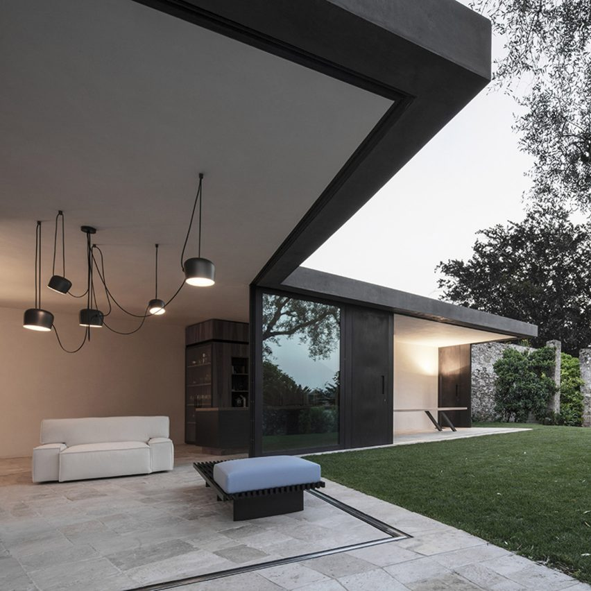 F Holiday Home, Italy, by Bergmeisterwolf Architekten