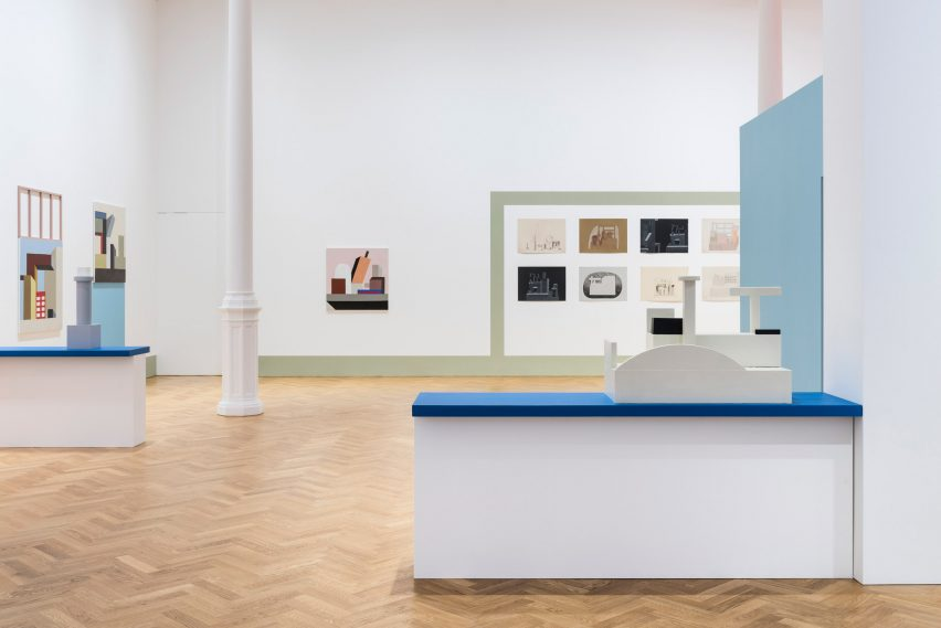 From Time to Time exhibition by Nathalie Du Pasquier