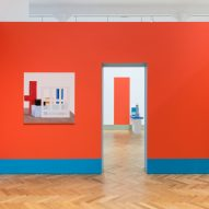 Memphis Group's Nathalie du Pasquier shows new works in London exhibition