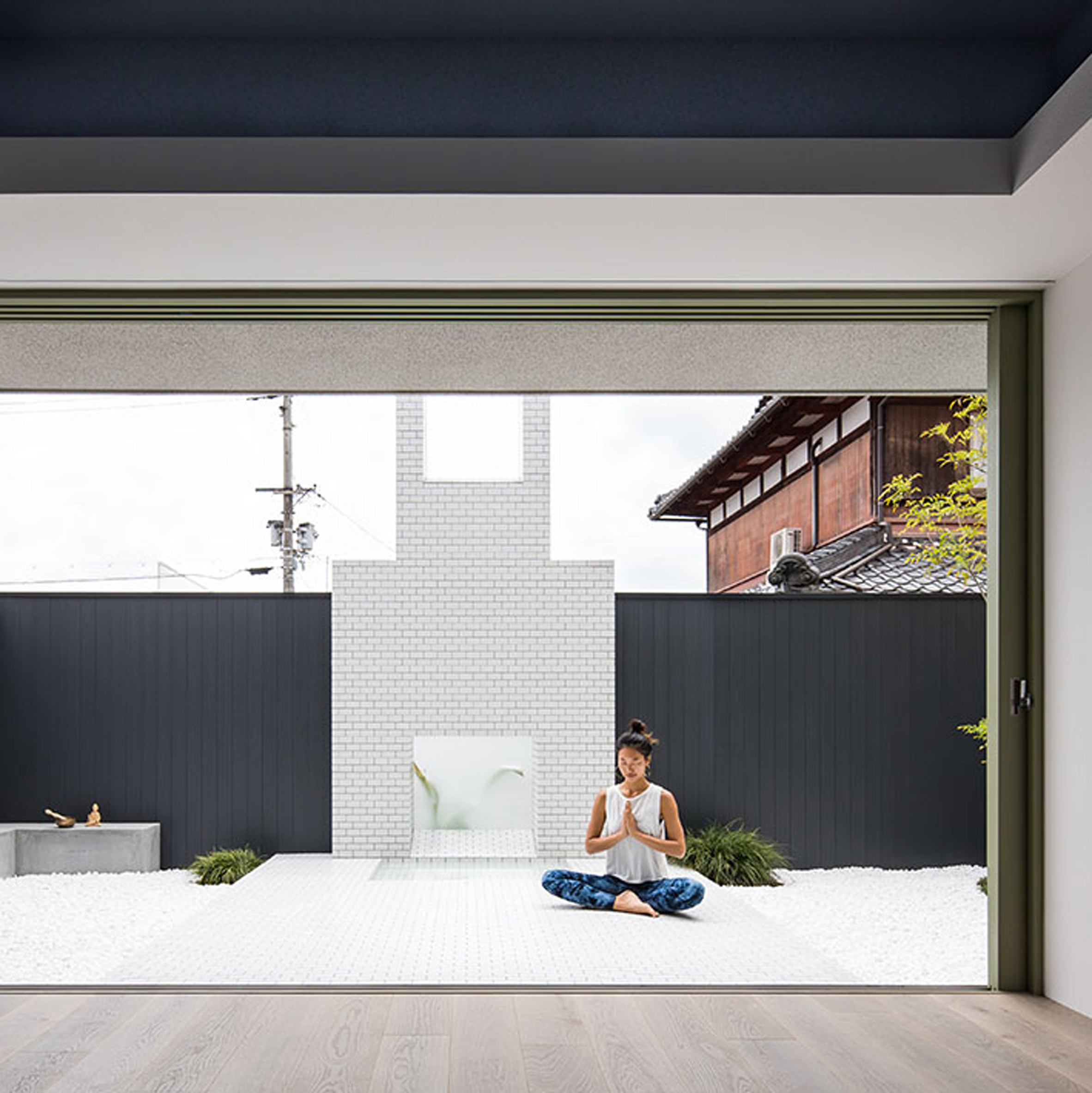 Japanese Houses Interior japanese houses | dezeen