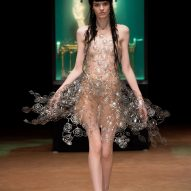 Aeriform couture collection by Iris van Hepen
