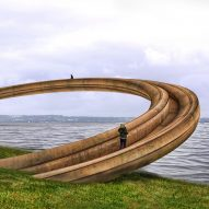 "Plans put on hold for ""deeply offensive"" Iron Ring sculpture at Wales' Flint Castle"