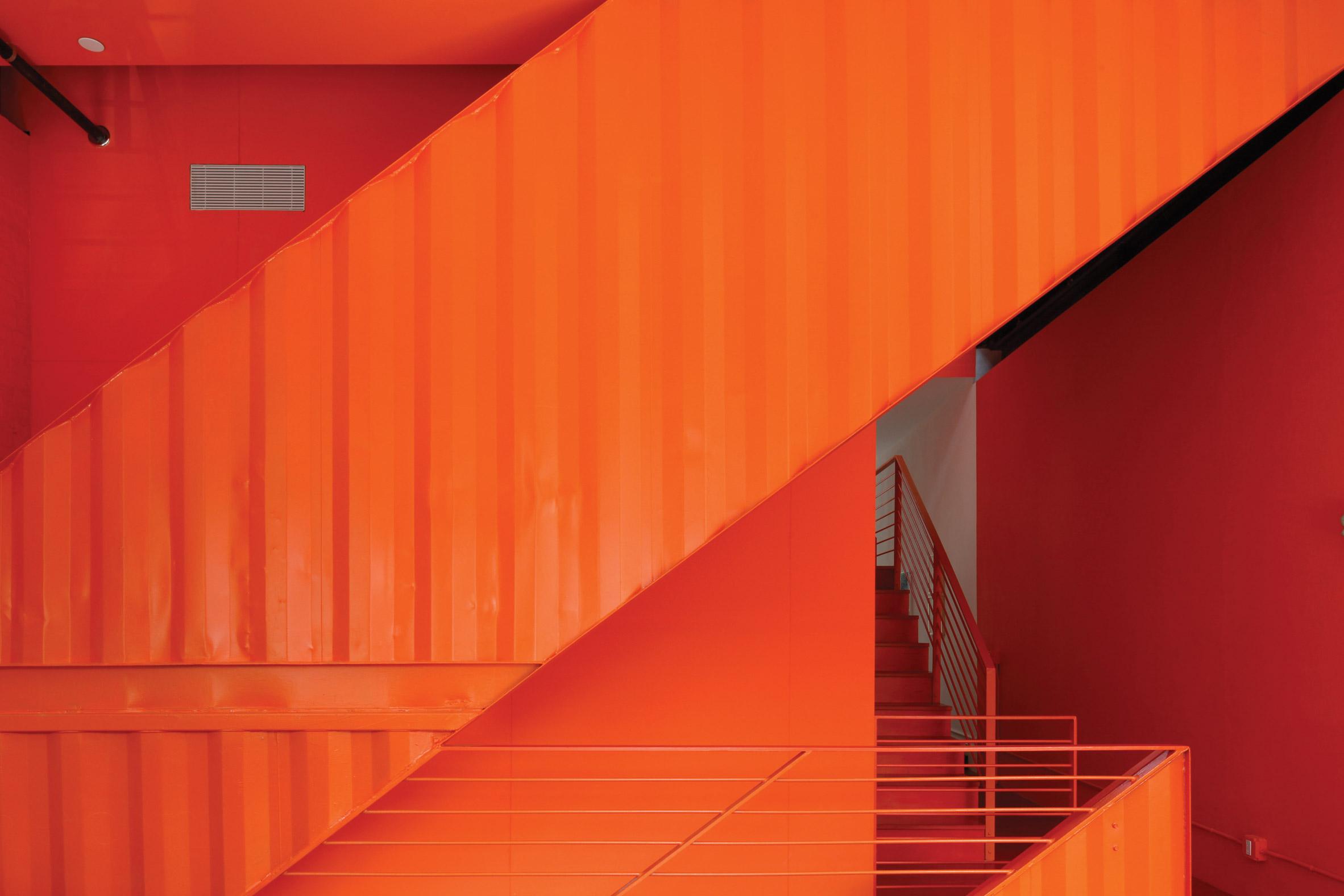 Irving Place project by LOT-EK