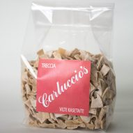 The Cass students design nipple- and headscarf-shaped pasta for Carluccio's