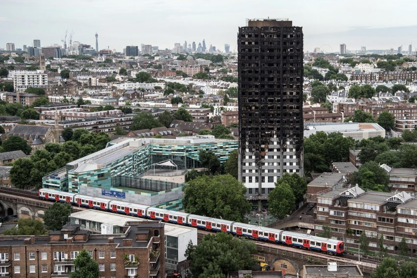 Grenfell Tower Site To Be Turned Into Memorial To Fire Victims