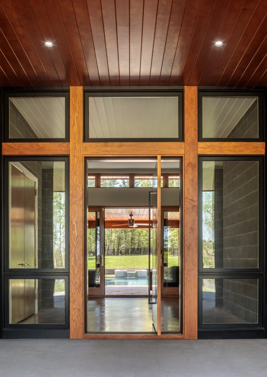 Lake Wylie House by Marica McKee