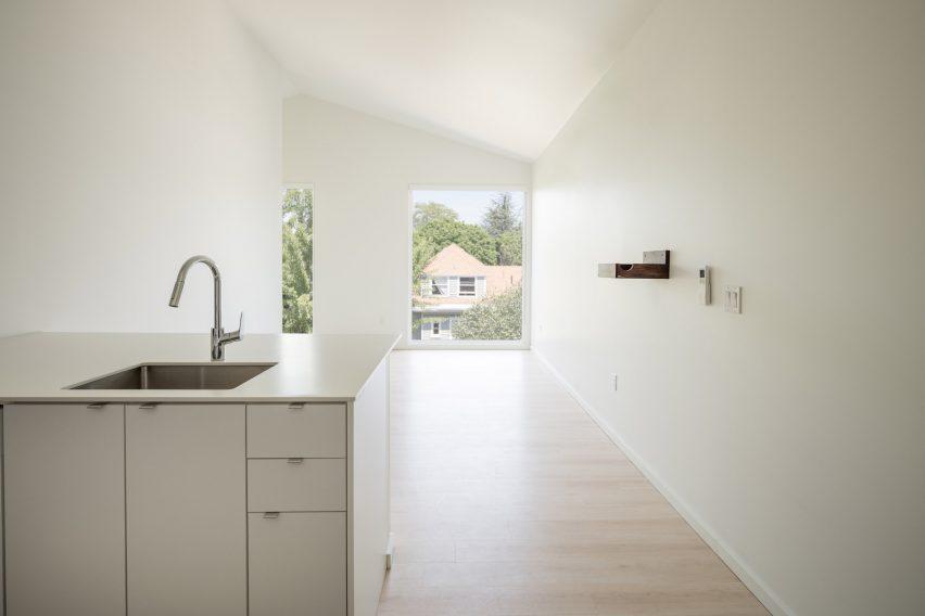 Works Progress Architecture creates Langano Apartments in Portland
