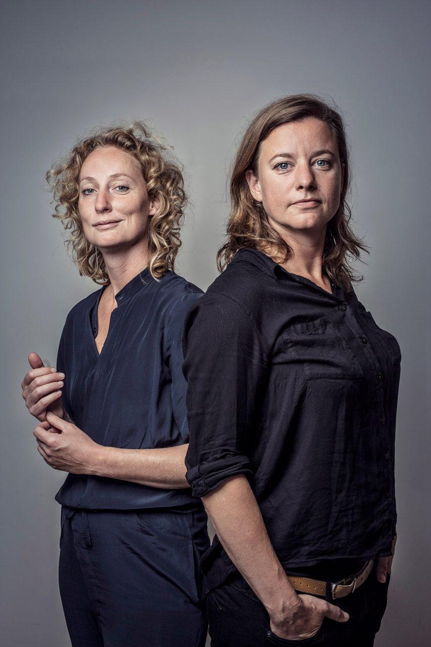Lonny van Ryswyck and Nadine Sterk, Dutch Design Week ambassadors