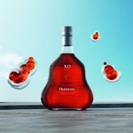 Marc Newson designs limited-edition bottle for Hennessy X.O cognac