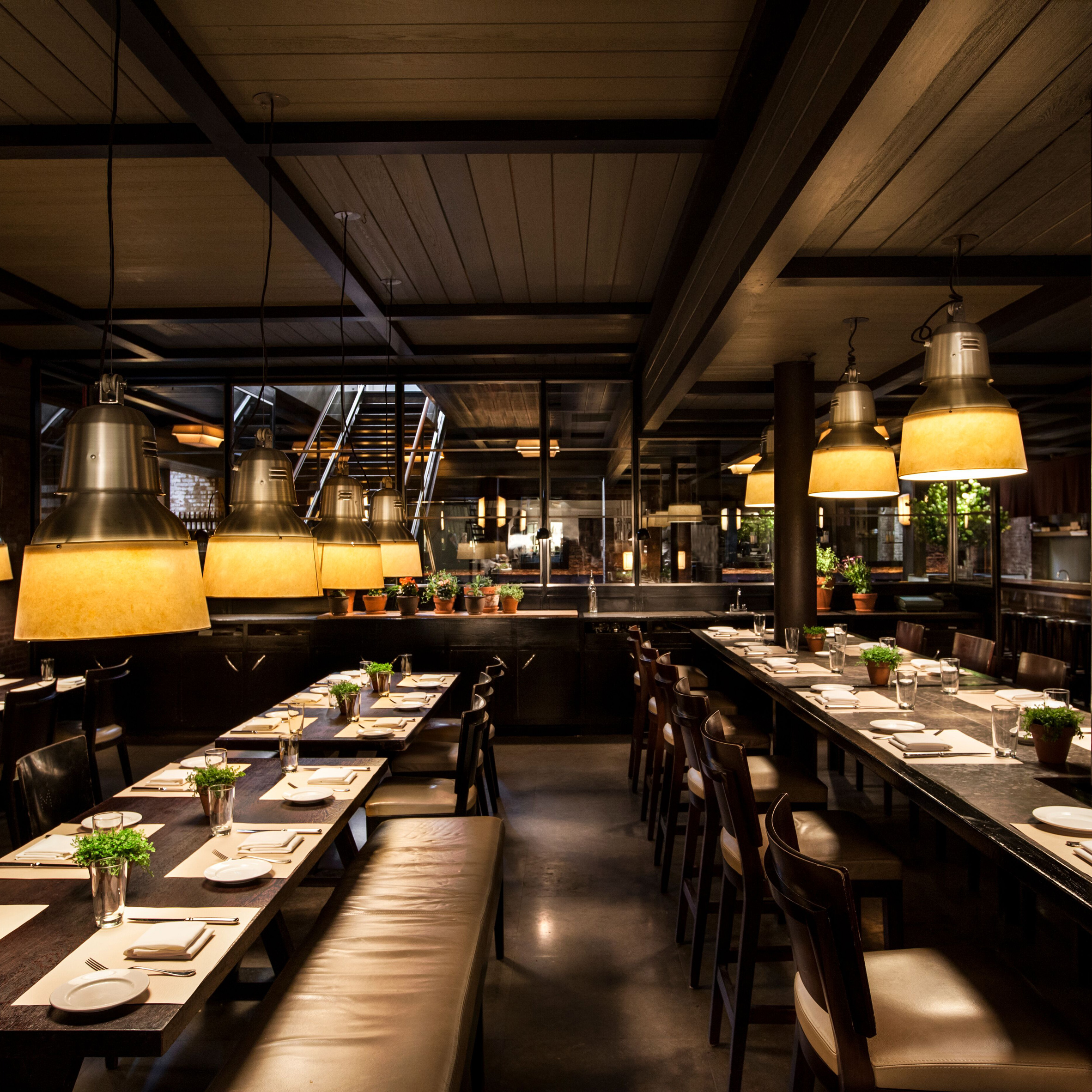 restaurant interiors and architecture | dezeen