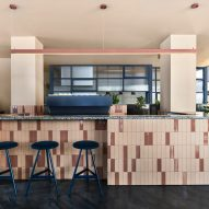 Design studio Biasol designs Middle Eastern-inspired Melbourne restaurant.
