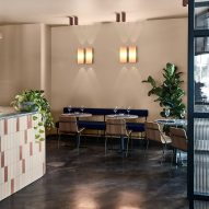 """Biasol borrows """"evocative earthiness"""" of Middle Eastern architecture for Melbourne restaurant"""