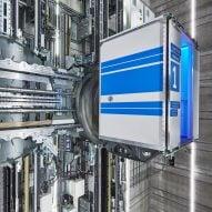 ThyssenKrupp unveils the world's first sideways-moving elevator system