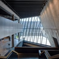 Museum of World War II, Poland, by Gdansk by Studio Architektoniczne Kwadrat
