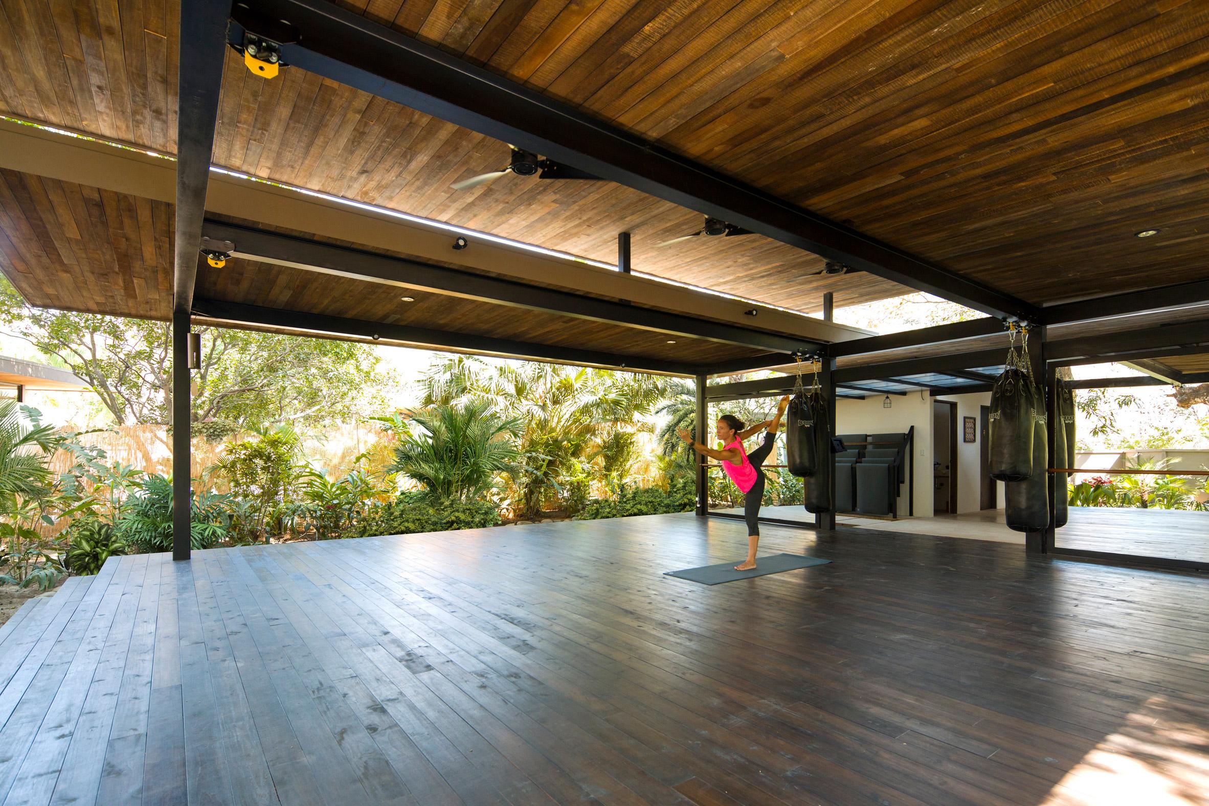 Nalu boutique hotel and yoga studio, Costa Rica, by Studio Saxe