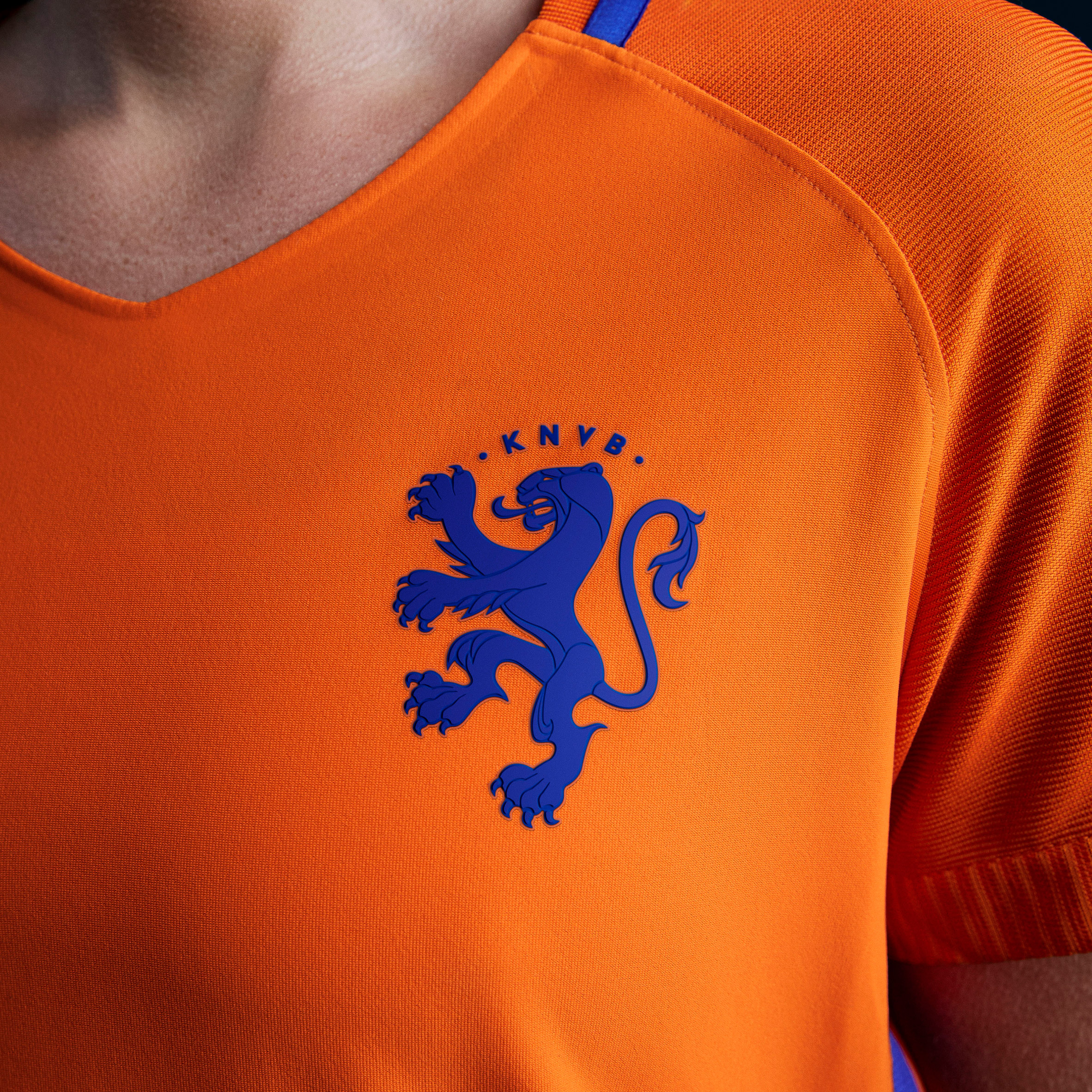 b04db80b Lion crest on Dutch national football kits has sex change for ...