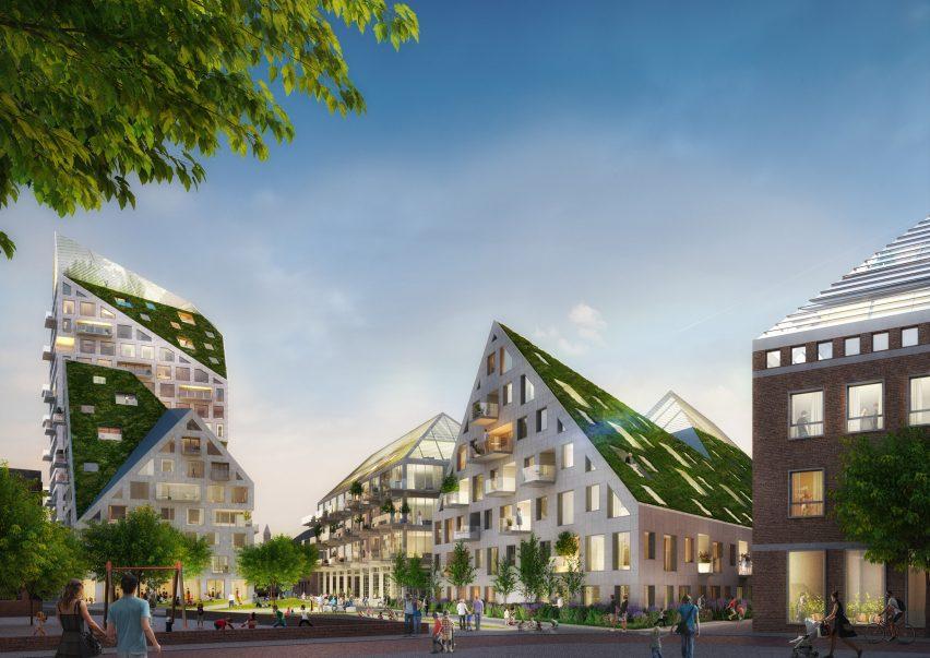 Nieuw Bergen by MVRDV