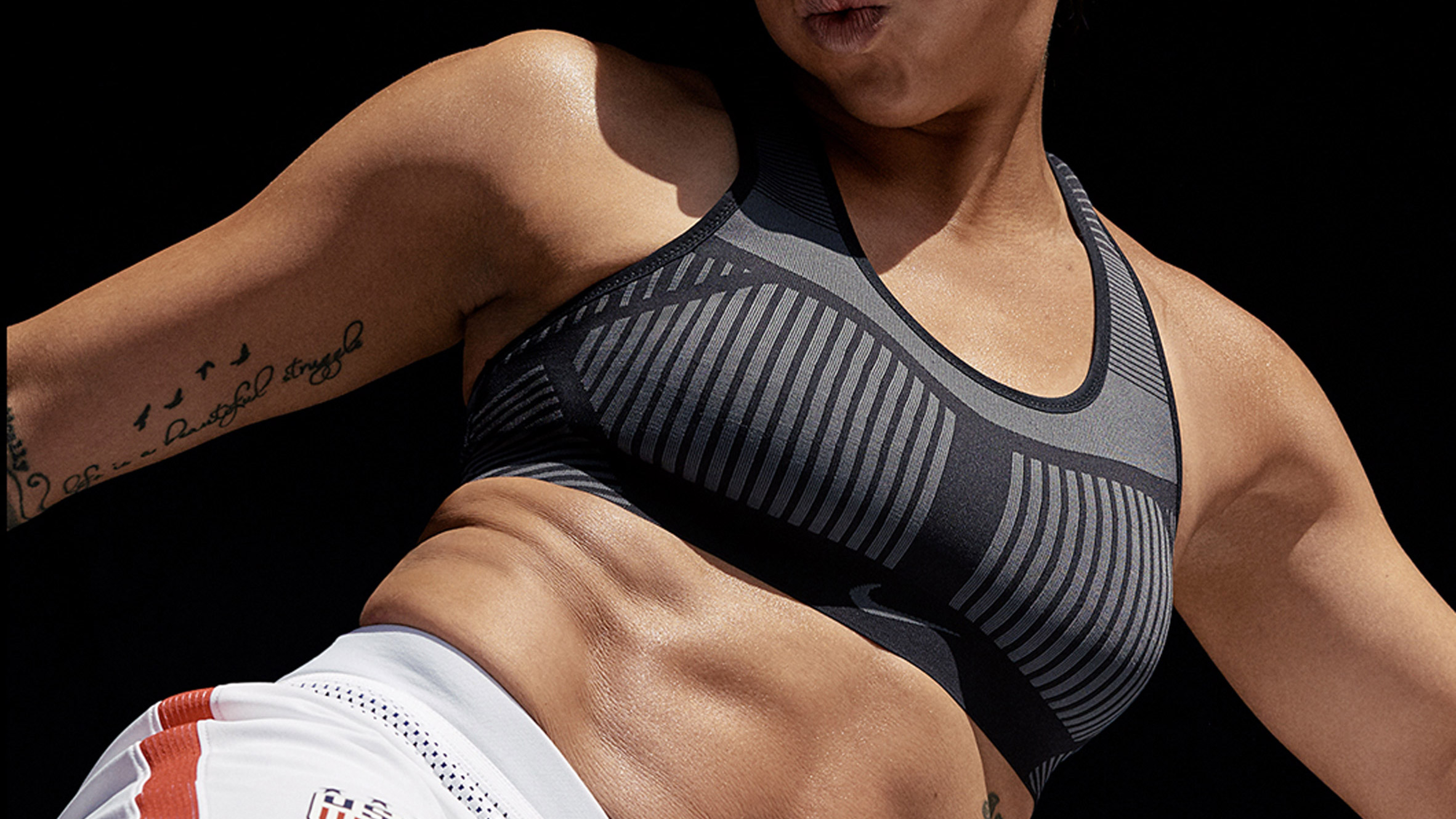 Nike launches lightweight Flyknit sports bra
