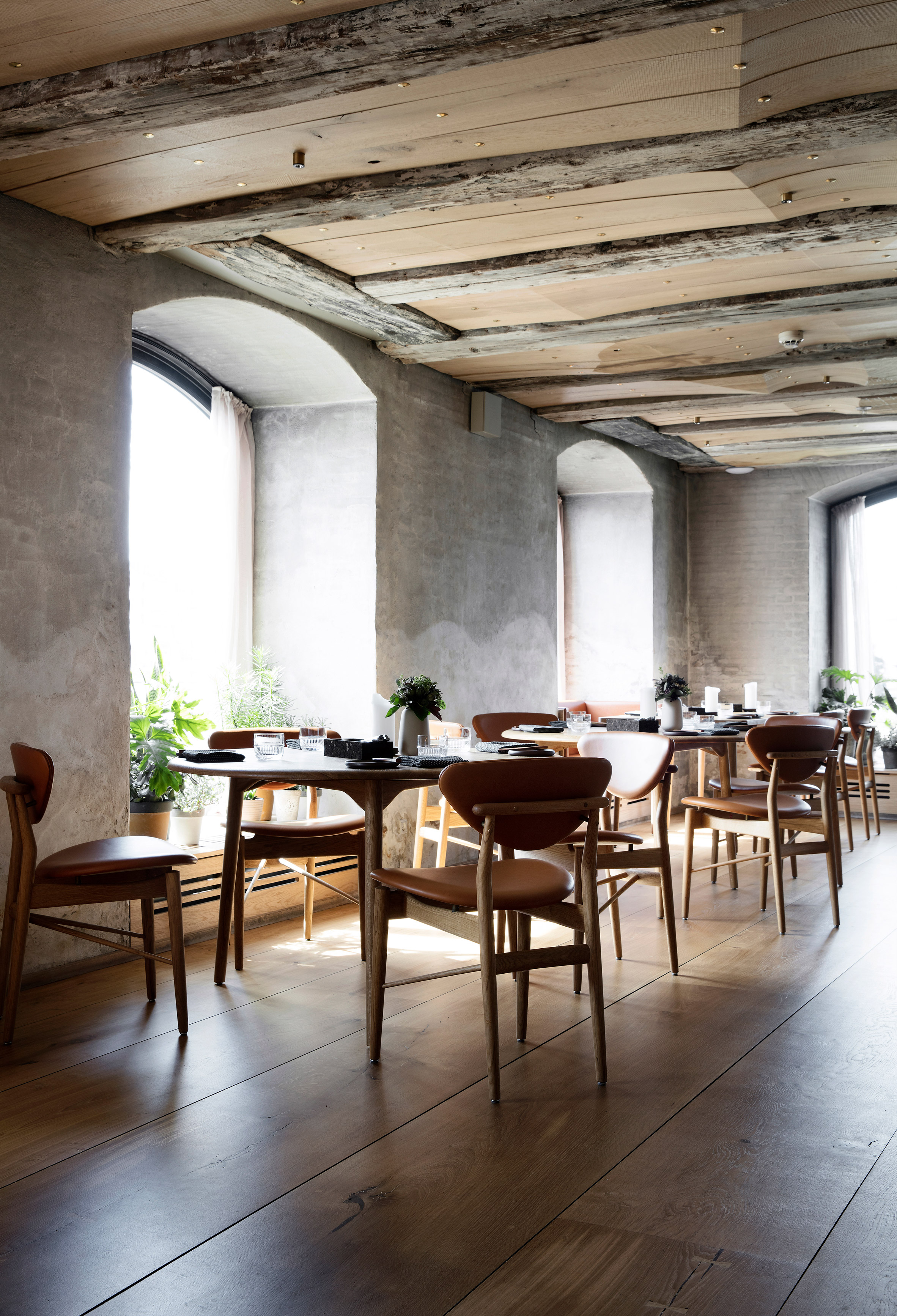 Snøhetta overhauls former Noma space for new casual Copenhagen restaurant