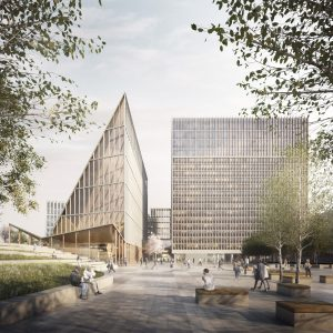 Marvelous New Designs Unveiled For Norwegian Government HQ After Terrorist Attack Design