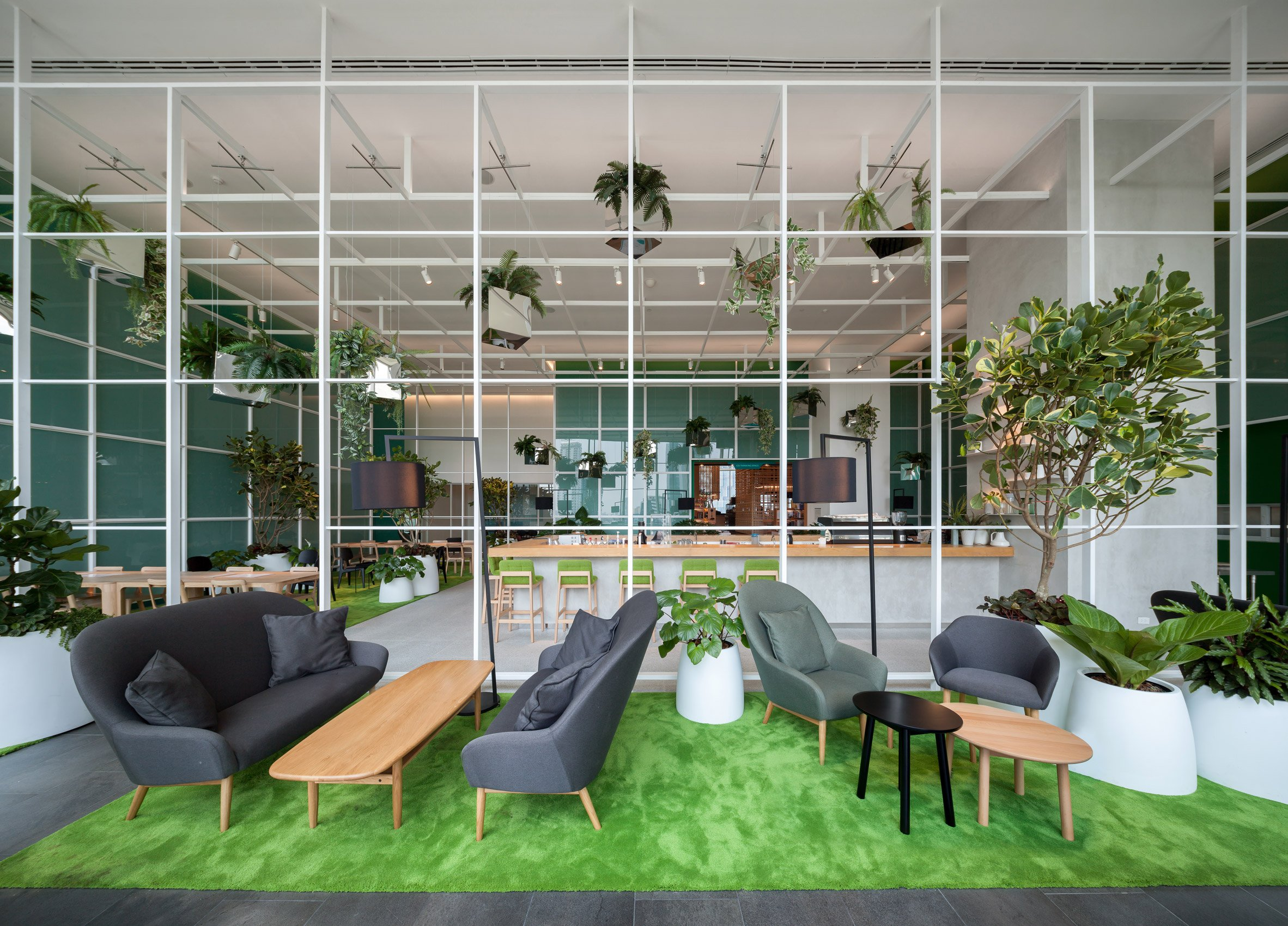 Open House Central Embassy by Klein Dytham architecture