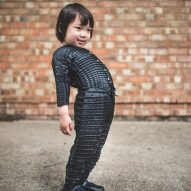 Petit Pli clothing expands to fit children as they grow